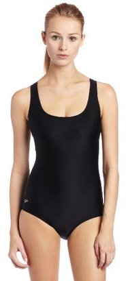 Speedo Women's Aquatic Moderate Ultraback Swimsuit