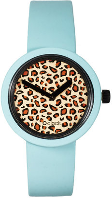 O Clock O'Clock Cheetah Safari Watch