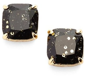 Kate Spade New York Glitter Stud Earrings $38 thestylecure.com