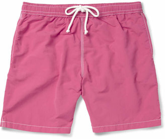Mid-Length Swim Shorts $160 thestylecure.com