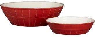 Crate & Barrel Liberty Bowls