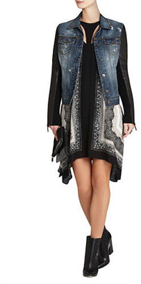 BCBGMAXAZRIA Nikki Denim Jacket