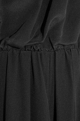 Thakoon Wide-leg silk jumpsuit