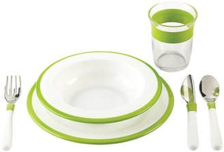 OXO Tot Cutlery Set for Big Kids - Green