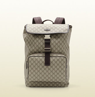 Gucci Flap Backpack