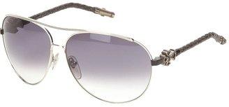 Chrome Hearts aviator sunglasses