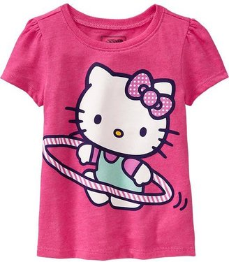 Hello Kitty Tees for Baby