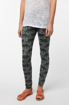 Truly Madly Deeply Leopard Legging