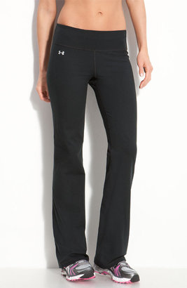 Under Armour 'Perfect' Pants Womens Black Size Large Large