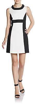 Rachel Zoe Colorblocked Dress