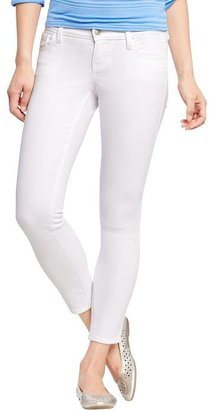 Old Navy Women's The Rockstar Cropped Jeans
