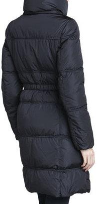 Moncler Maigre Nylon Puffer Coat