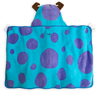 Disney Monsters, Inc. Hooded Towel for Baby - Personalizable