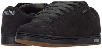 Etnies Kingpin (Black/Black) Men's Skate Shoes