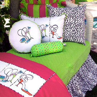 Shoe Time Bedding