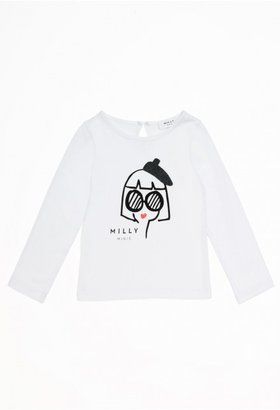 Milly Minis Long Sleeve Tee