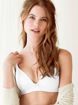 Victoria's Secret Cotton Lingerie Wireless Bra