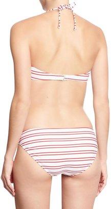 Old Navy Women's Striped Twist-Front Bikinis