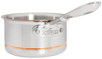 All-Clad Copper-Core 1.5 Qt Sauce Pan With Lid