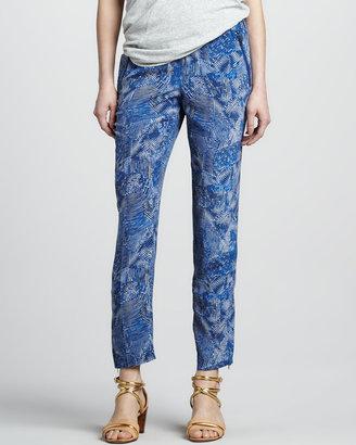 Rachel Zoe Mona Zipper Pants
