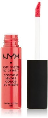 NYX Soft Matte Lip Cream, San Paulo $6 thestylecure.com