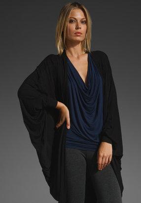Riller & Fount Ursula Long Sleeved Cocoon Cardigan