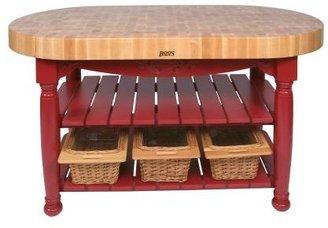John Boos & Co.® Harvest Table