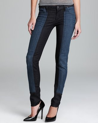 Citizens of Humanity Jeans - Logan Skinny Moto in Rider