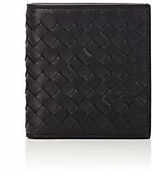 Bottega Veneta Men's Intrecciato Mini-Billfold - Black