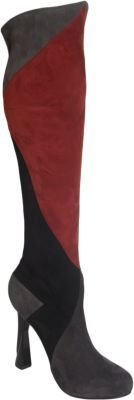 Pierre Hardy Colorblock Over-the-Knee Boot