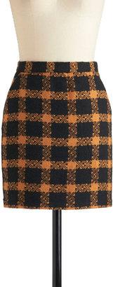 BB Dakota Semester Chic Skirt