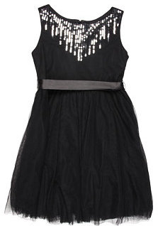 Biscotti Season To Sparkle Sleeveless Dress (Big Kids)