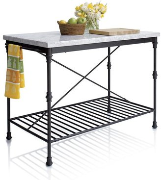 Crate & Barrel French Kitchen Island