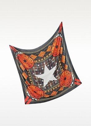 Givenchy Dart Target Stars and Diamonds Print Wrap
