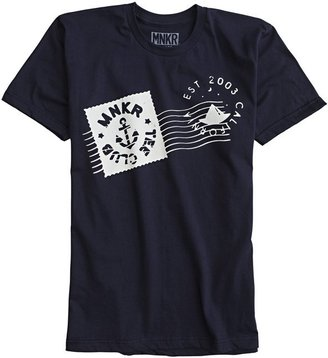 Mnkr Stamp Ss Tee
