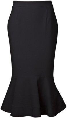 Givenchy peplum skirt