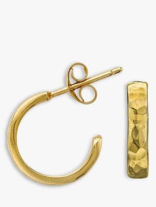 Dower & Hall Nomad Hoop Earrings