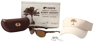Tortuga Costa - Kenny Chesney Limited Run Prop 400 Plastic Fade/Amber 400 Plastic) - Eyewear