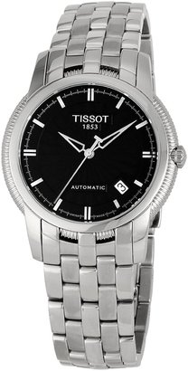 Tissot Men's T97148351 T-Classic Black Dial Watch