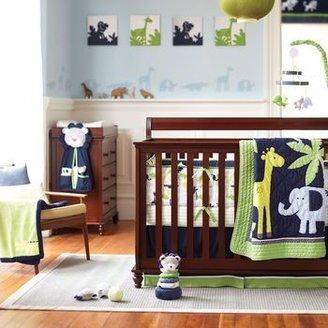 Carter's Safari Sky 4-Piece Crib Set