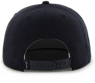 New York Yankees 47 Brand MLB Baseball Hat, Big Shot Snapback Hat