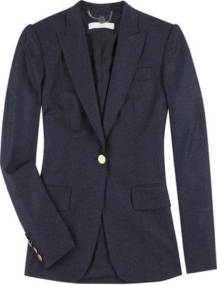 Stella McCartney Single button tailored jacket