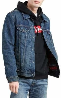 Levi's Premium Lined Trucker Jacket