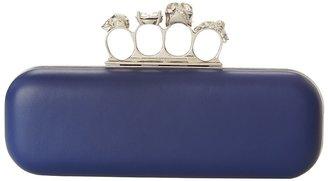 Alexander McQueen Knuckle Box Clutch Clutch Handbag