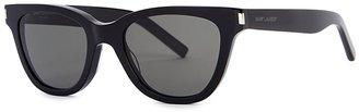 Saint Laurent SL51 Black Sunglasses