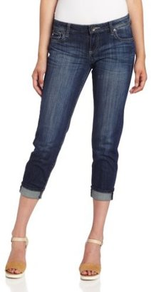 KUT from the Kloth Women's Catherine Slim Boyfriend Jean