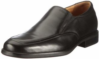 571cfb7f22 Geox U Federico Z - Smooth Leather Men Shoes,(47 EU)