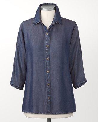 Coldwater Creek Tencel® dolman shirt