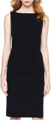 LIZ CLAIBORNE Liz Claiborne Sleeveless Dress - Tall $45 thestylecure.com