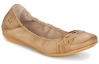 Dream in Green TAVERNI women's Shoes (Pumps / Ballerinas) in Beige